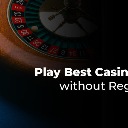 Play Best Casino Online without Registration
