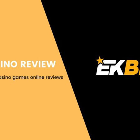 Ekbet Casino Review – A detailed Review by Casino Games Online Reviews