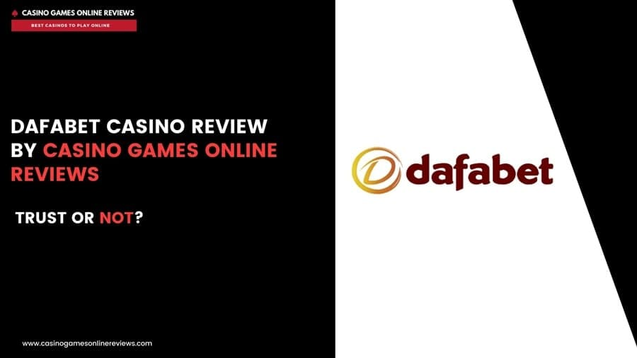 Dafabet Casino Review – An All-around Gaming Experience