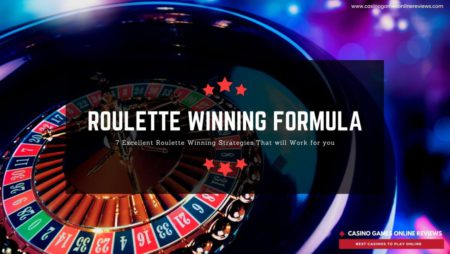 Best 7 Roulette Winning Formula and Strategy 2021