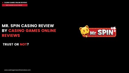 Mr. Spin Casino Review by Casino Games Online Reviews