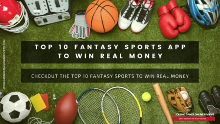 Top 10 Fantasy Sports App to Win Real Money
